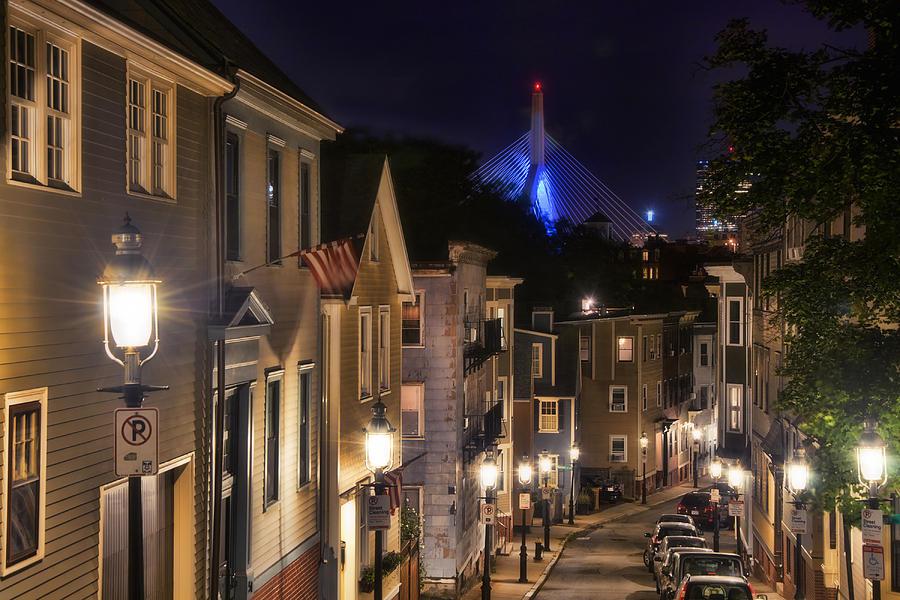 Charlestown Photograph - Streets Of Charlestown 2 by Joann Vitali