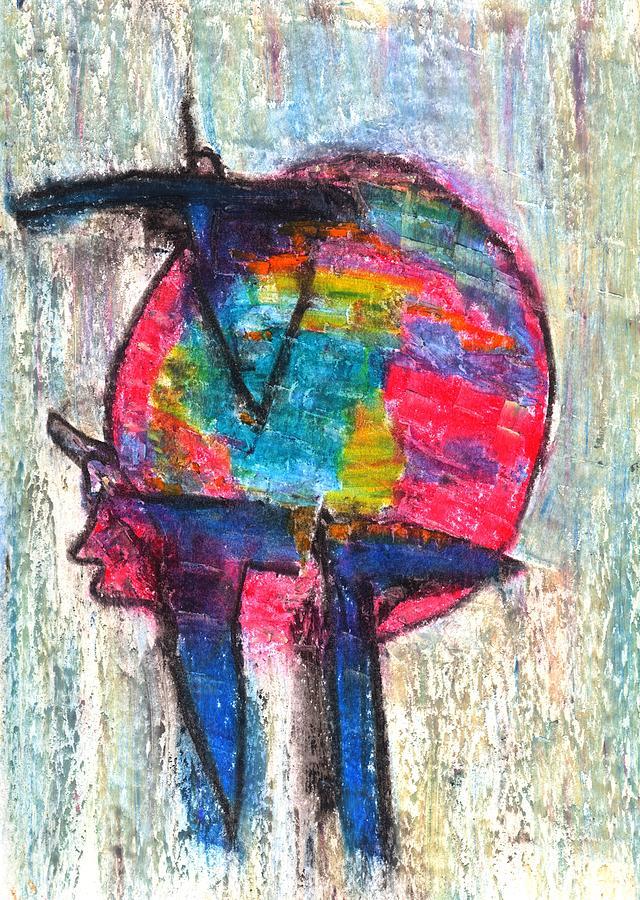 Strict Hope Pastel by Yuri Lushnichenko