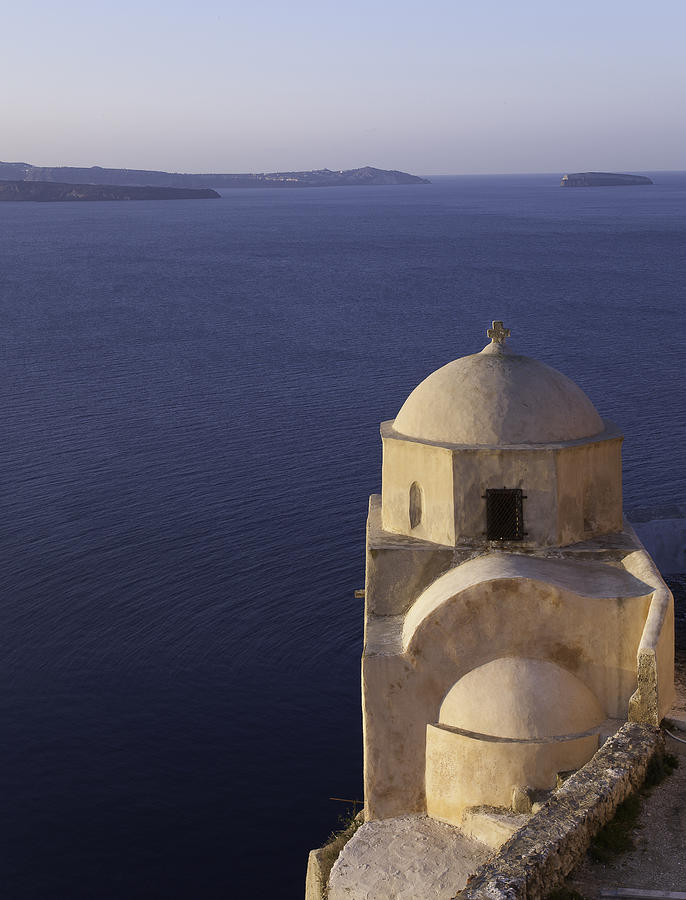 Structures Greece Santorini 20 by Sentio Photography