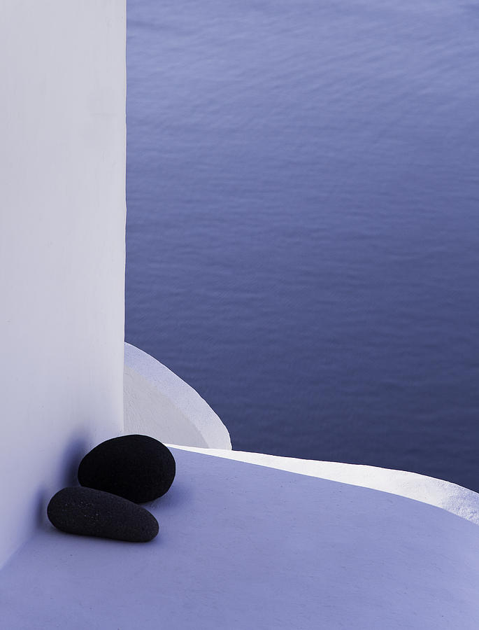 Structures Greece Santorini 18 by Sentio Photography