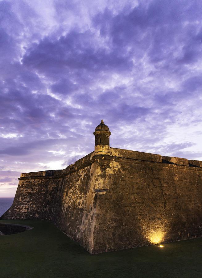 Structures Puerto Rico San Juan 03 by Sentio Photography