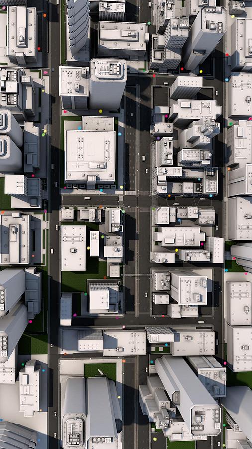 Stuarts Urban Sprawl by Williem McWhorter