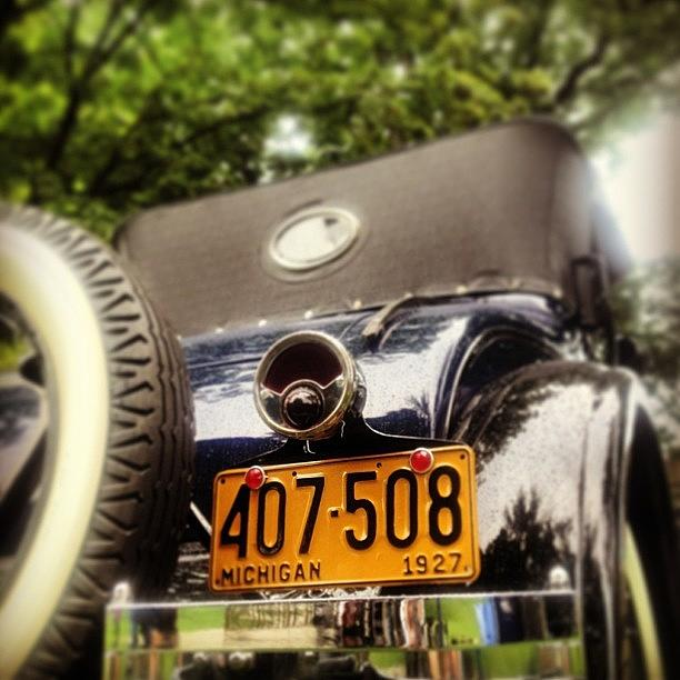 Studebaker 1927 - Old Car Show Photograph by Design Turnpike