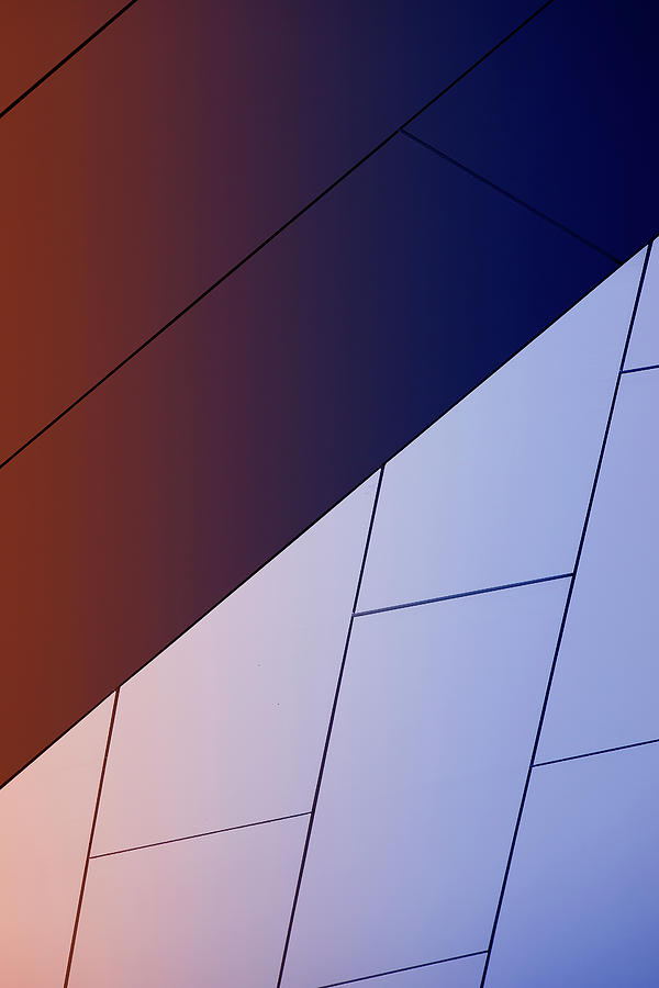 Study Of Patterns, Lines And Colors Photograph by Roland Shainidze Photogaphy