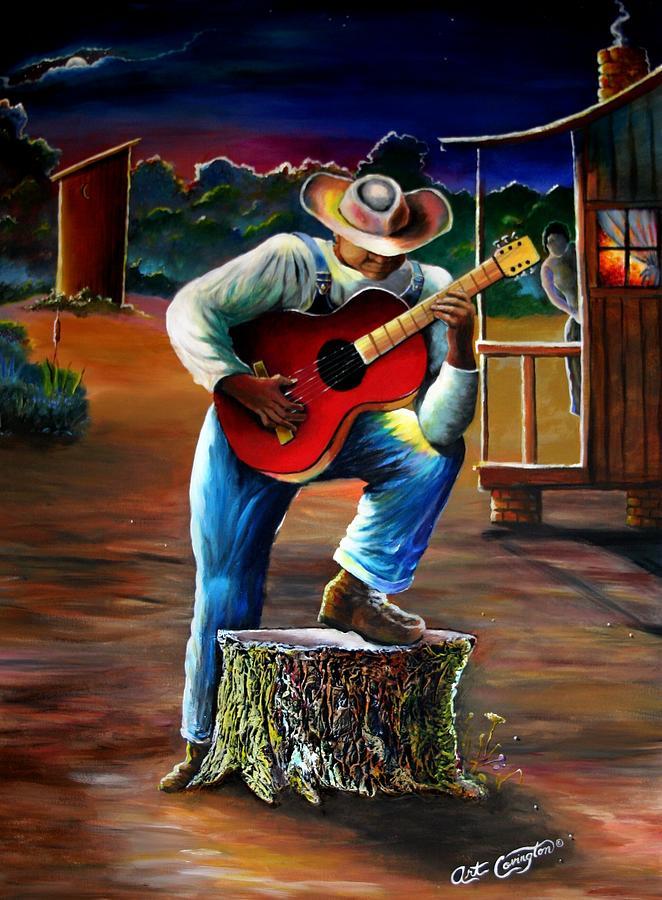 Stump Music by Arthur Covington