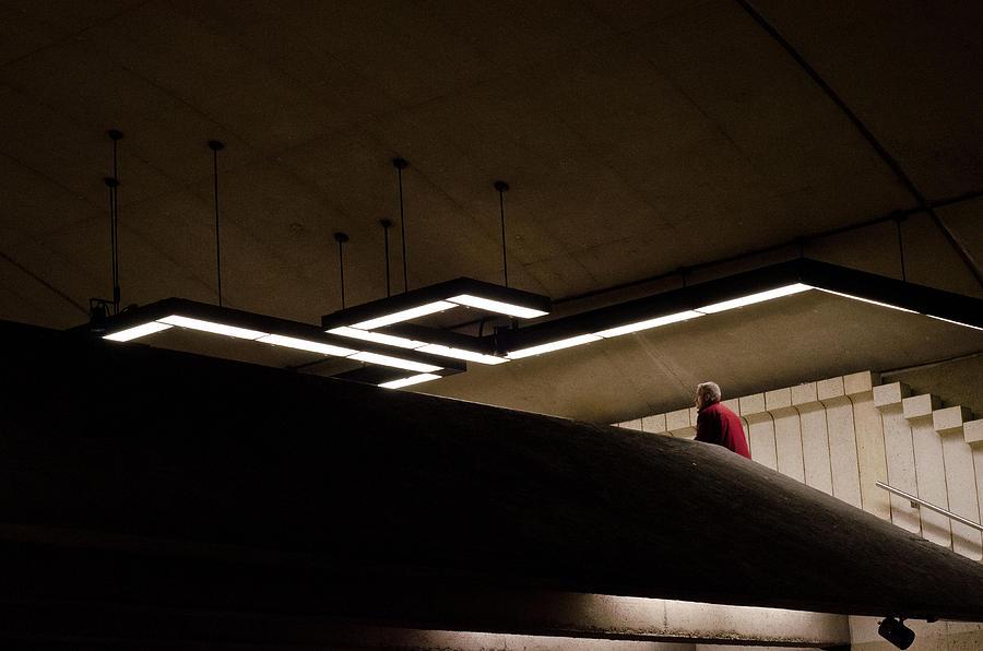 Urban Photograph - Subterraneans 2013 A by Eric Soucy