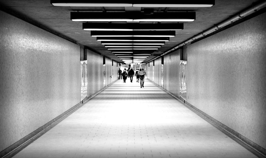 Underground Photograph - Subterraneans X4 by Eric Soucy
