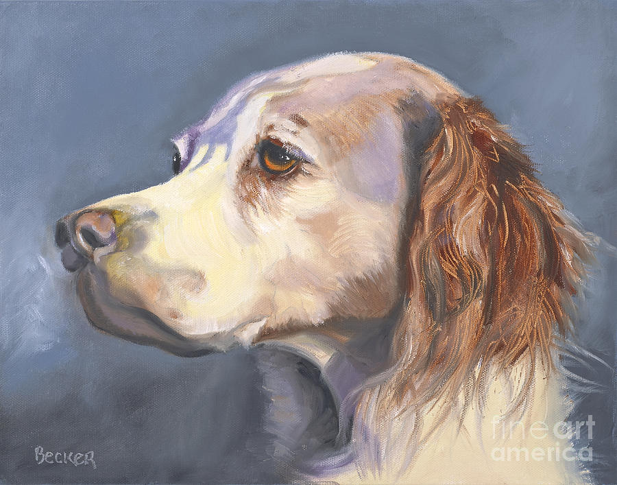 Such a Spaniel by Susan A Becker