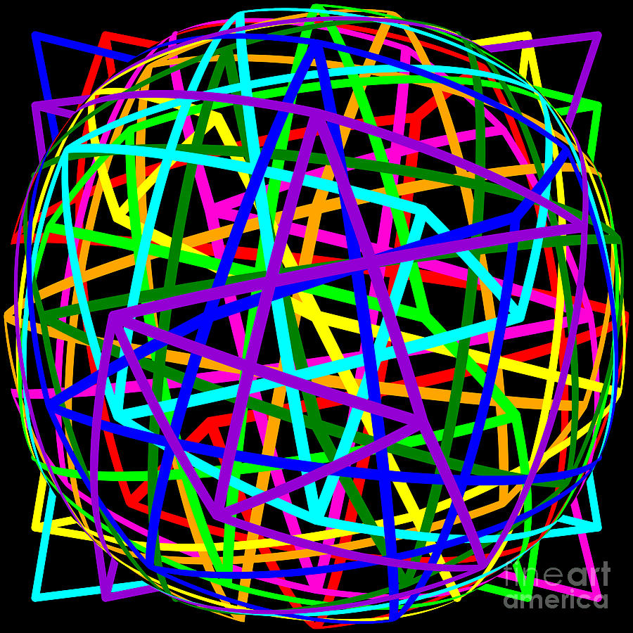 Sudoku Connections Spherize by Ron Brown