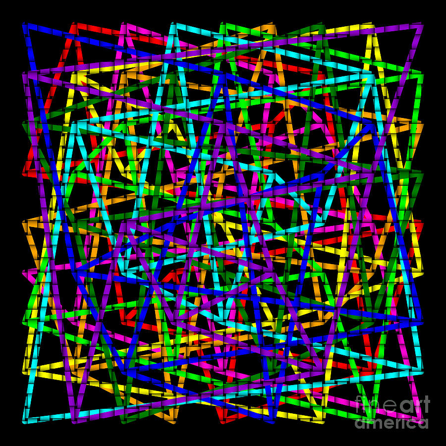 Sudoku Connections Weave by Ron Brown