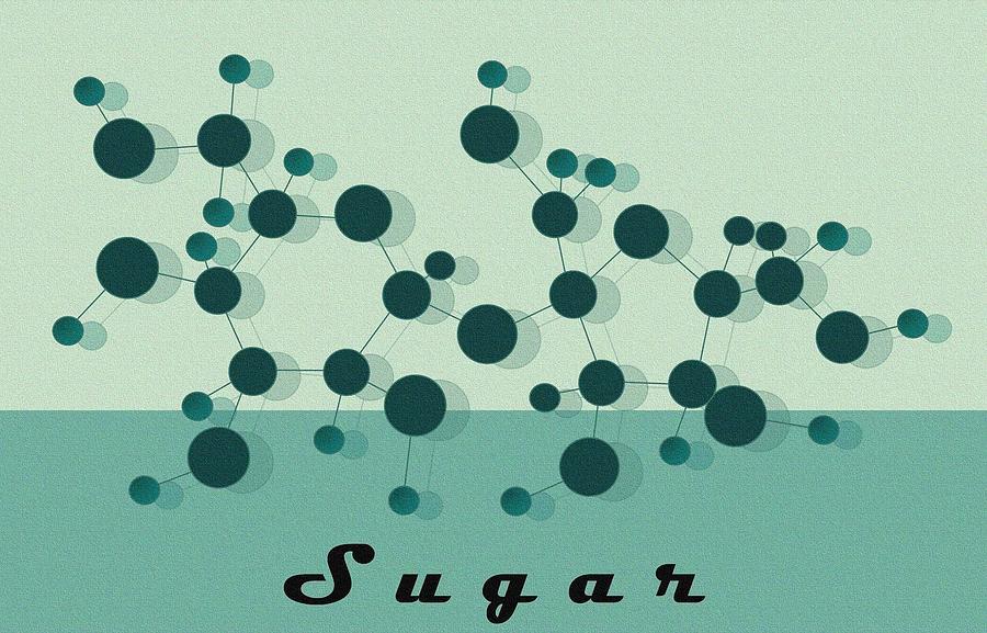 Sugar Digital Art - Sugar by Kate Paulos