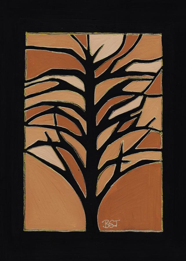 Sugar Maple Painting - Sugar Maple by Barbara St Jean