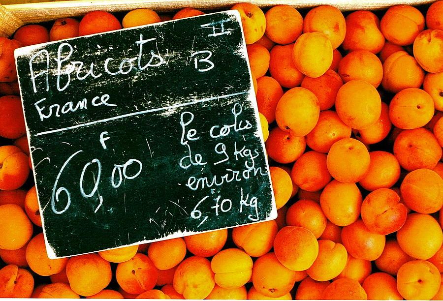 Landscape Photograph - Summer Apricots by Christian Capucci