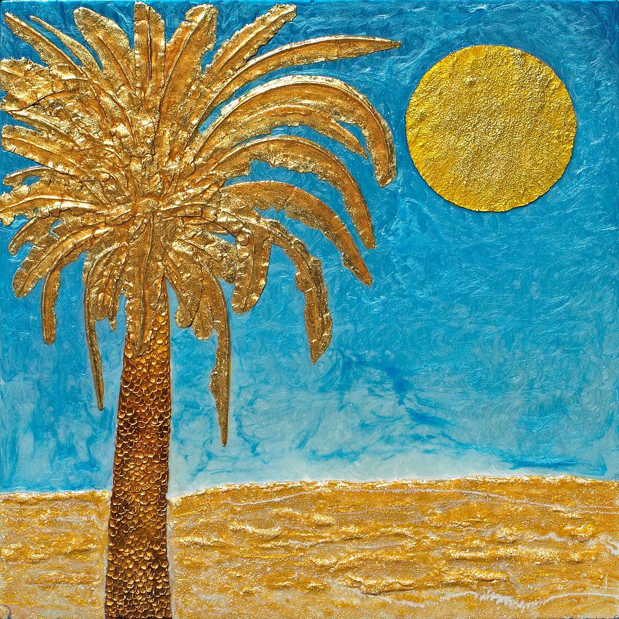 Paul Tokarski Painting - Summer Days by Paul Tokarski