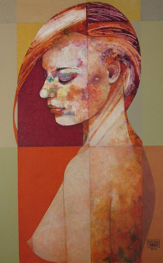 Nude Painting - Summer Girl by Patterson Parkin