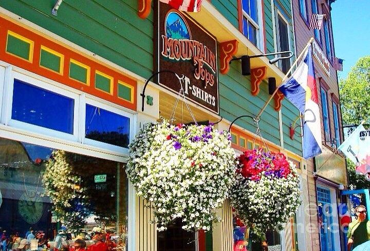 4th Of July Photograph - Summer In Crested Butte by Trisha Buchanan