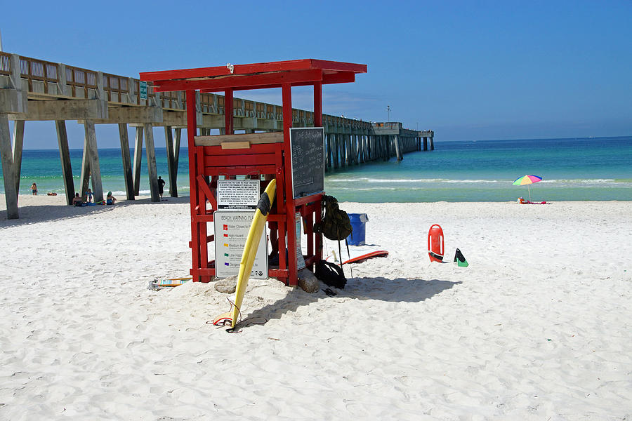 Florida Photograph - Summer Job by Thomas Fouch