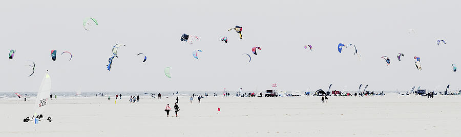 Kitesurfer Photograph - Summer by Margit Lisa Roeder