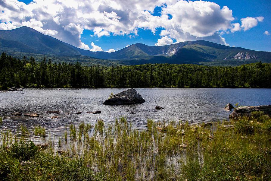 Baxter State Park Photograph - Summer by Peggy Berger