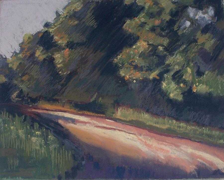 Dirt Roads Pastel - Summer Roads by Grace Keown