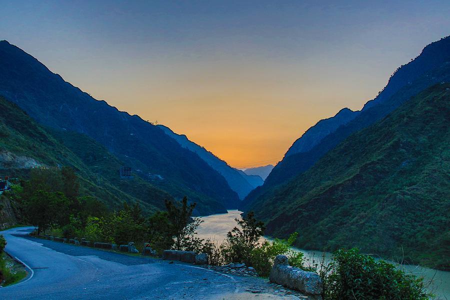 Summer season in Himachal Pradesh, India Photograph by NurPhoto