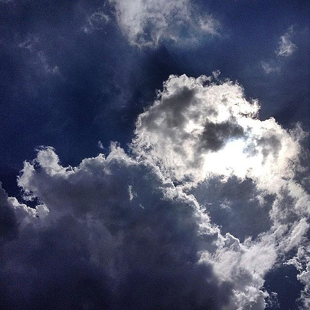 Nature Photograph - Summer Sky  by Nic Squirrell