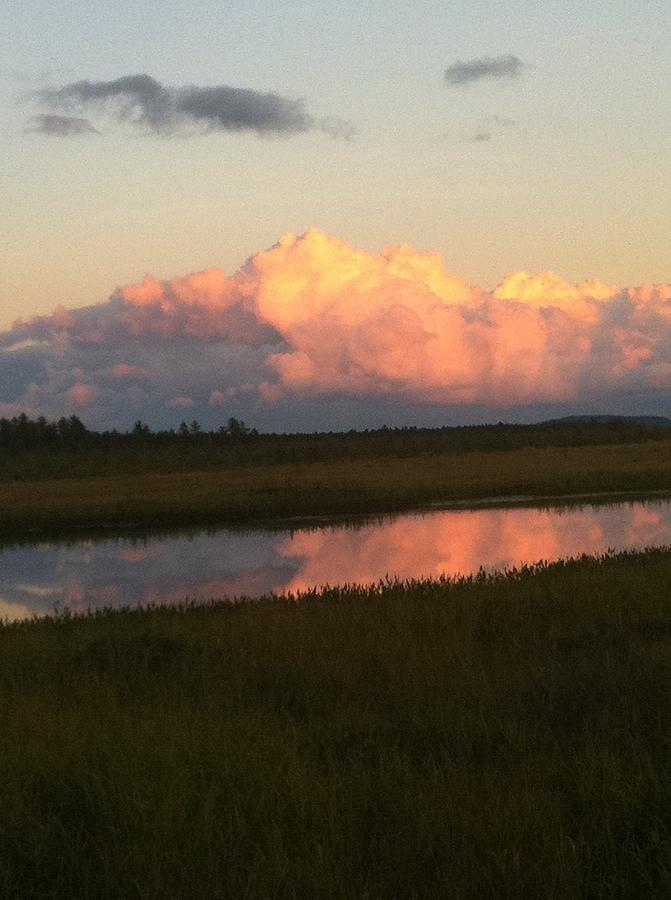 Sunset Photograph - Summer Sunset by Susan Pina