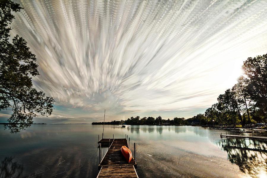 Matt Molloy Photograph - Summer Time... Lapse by Matt Molloy