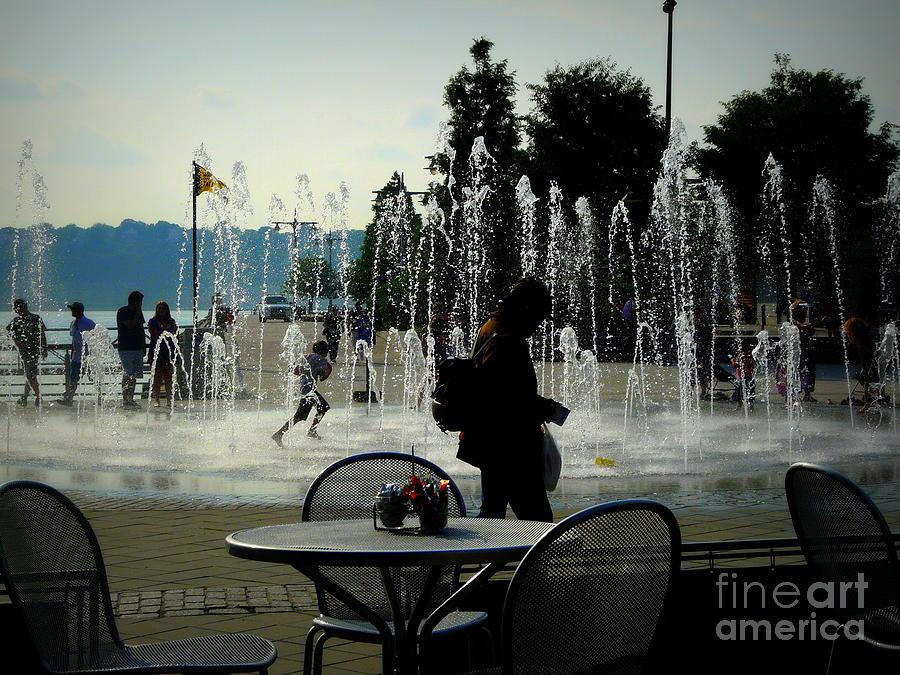 Summer Photograph - Summertime Fun by Avis  Noelle