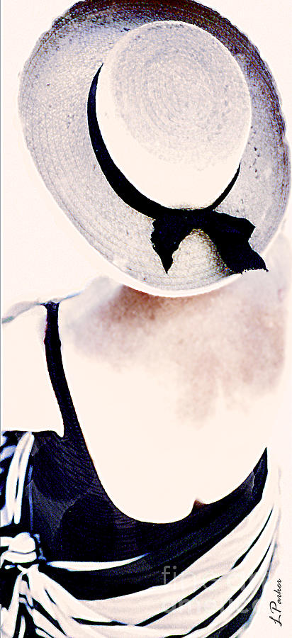 Impressionism Photograph - Summertime by Linda  Parker