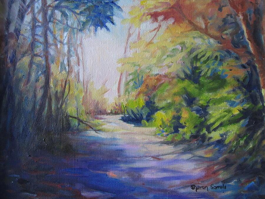 Sun and Shadows by Sharon Sorrels