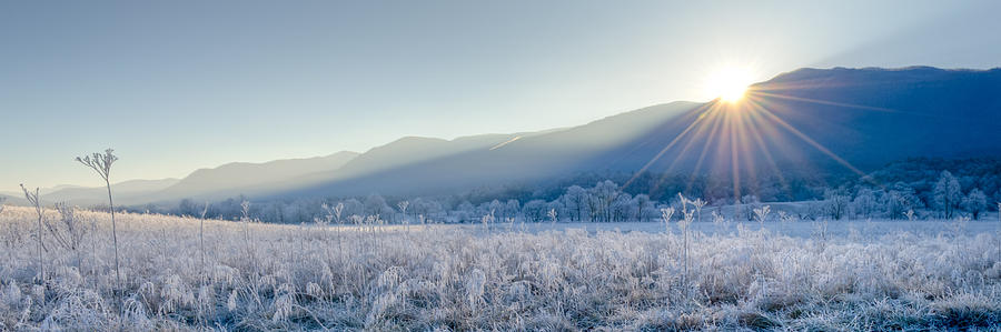 Blount County Photograph - Sun Crest by Kristina Plaas