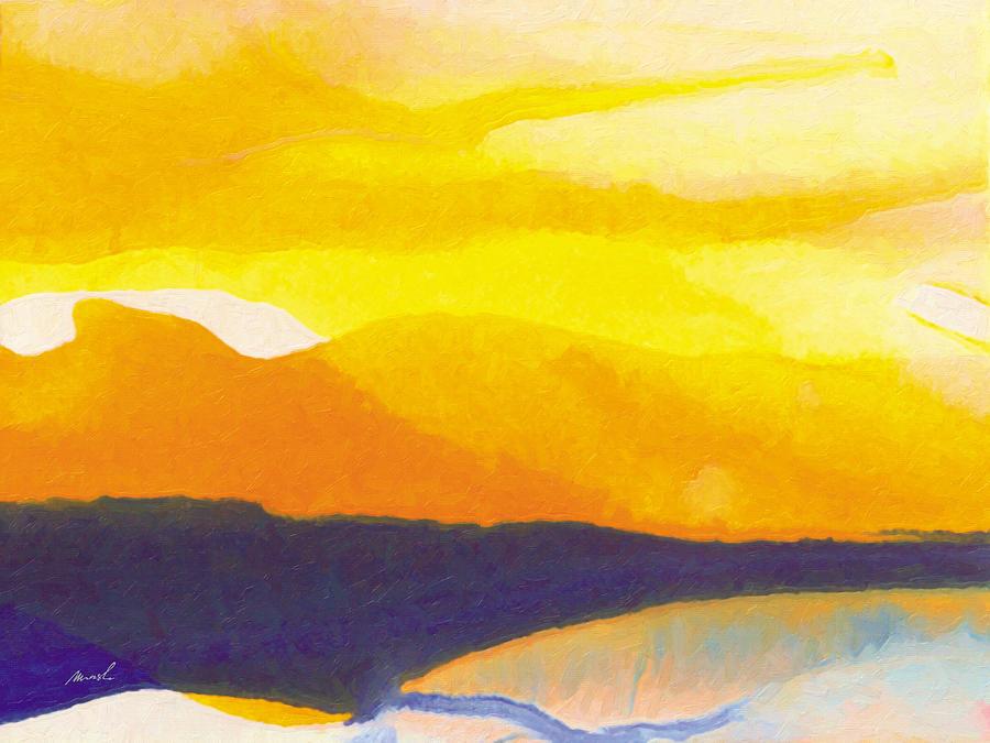 Sun Glazed by The Art of Marsha Charlebois