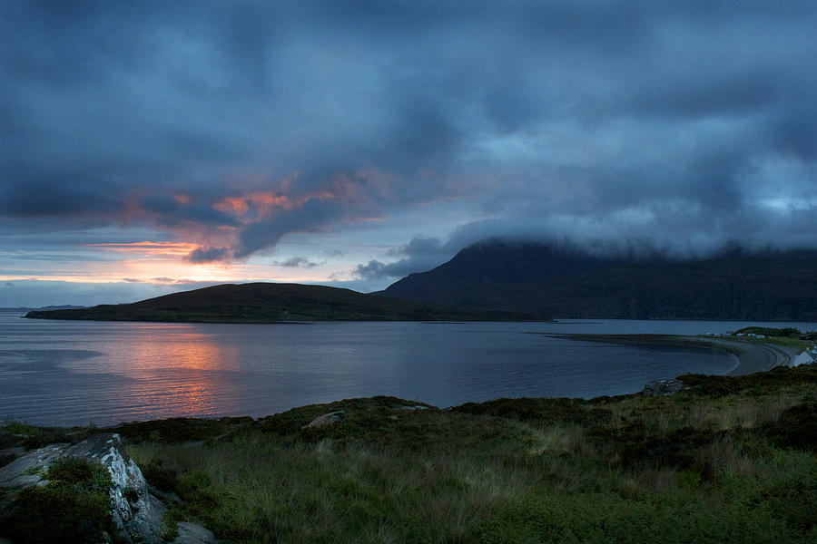 Scotland Photograph - Sun On The Loch by Ed Pettitt