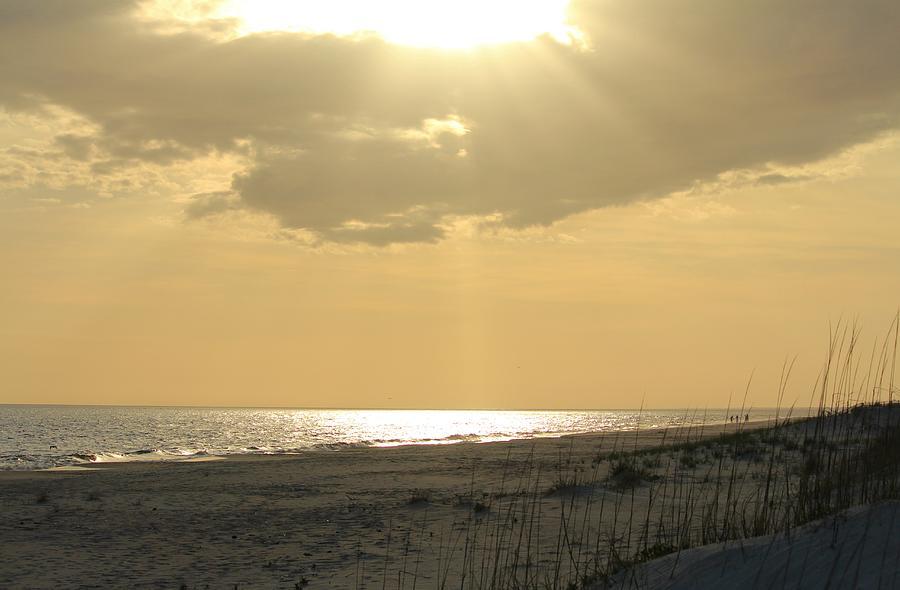 Sun Photograph - Sun Rays by Cynthia Guinn