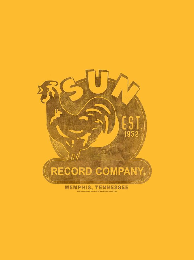 Sun Record Company Digital Art - Sun - Sun Record by Brand A