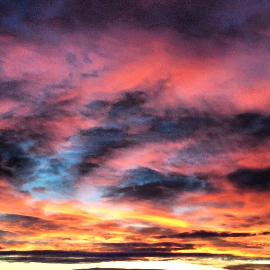 Sun Swirl  Photograph by Jake Harral