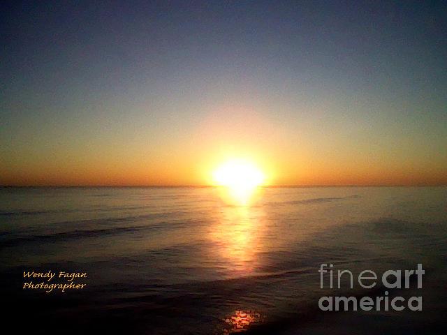 Sunrise Photograph - Sun Up by Jeffery Fagan