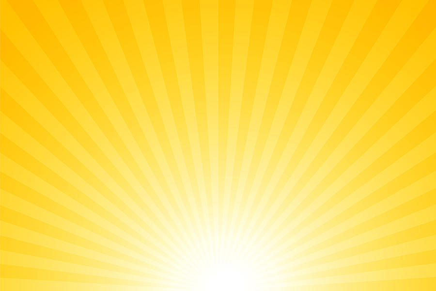 Sunbeams: Bright rays background Drawing by Dimitris66