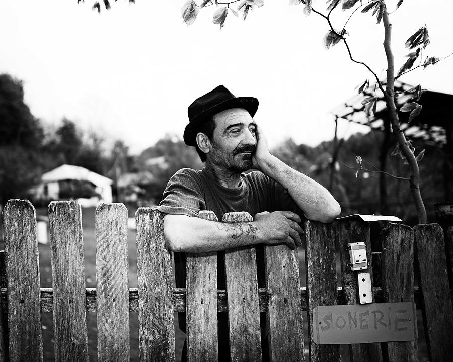 Man Photograph - Sunday A Day Off by Julien Oncete
