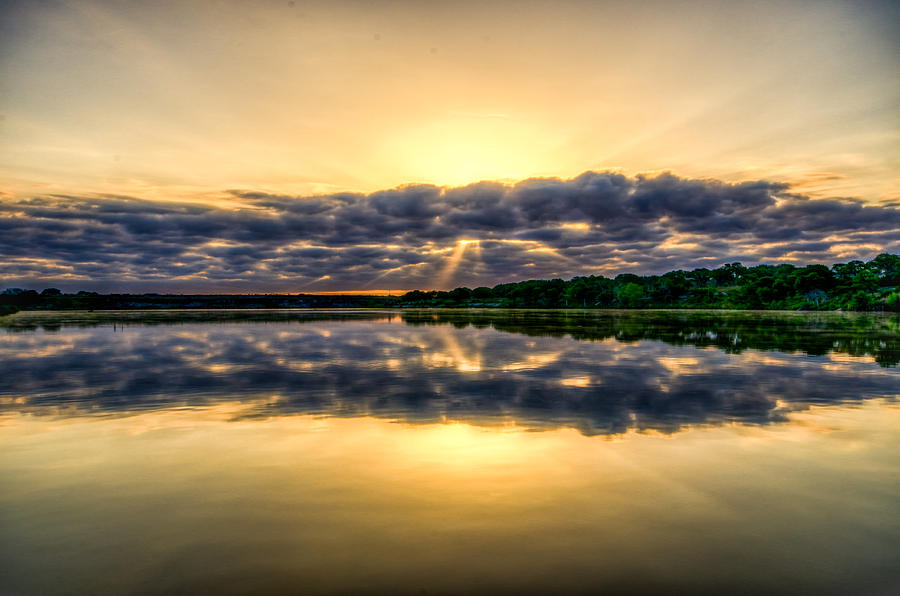 Texas Photograph - Sunday Morning On The Brushy by Jeffrey W Spencer