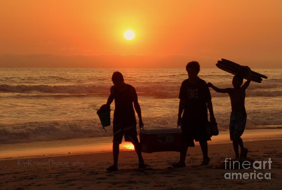 Sunset Photograph - Sundown by Kip Krause