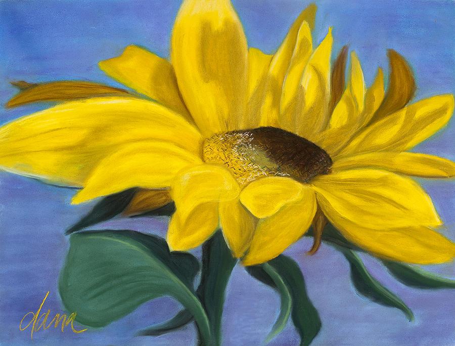 Sunflower Painting - Sunflower by Dana Strotheide