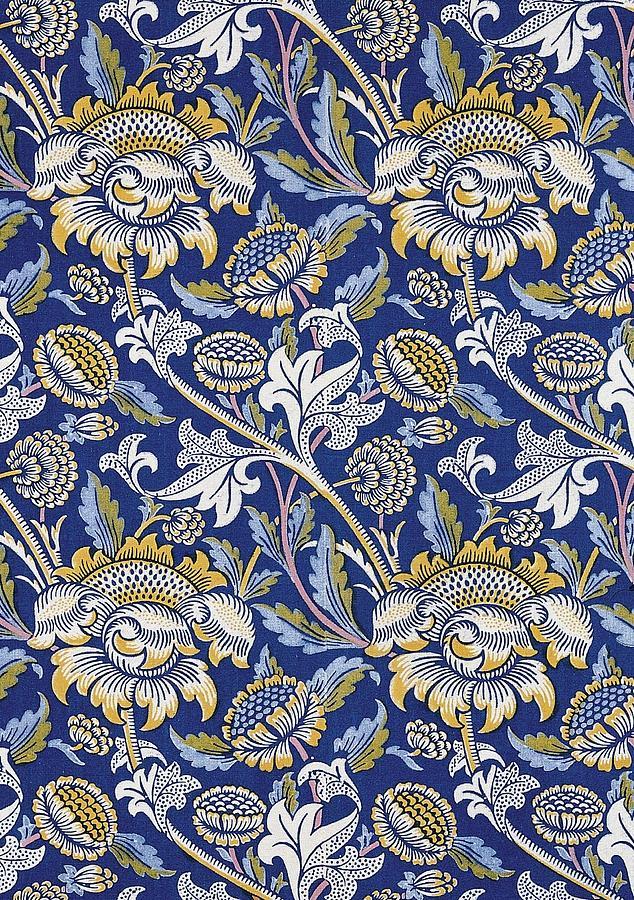 302cef06c253 Sunflowers Design. Sunflowers design by William Morris.