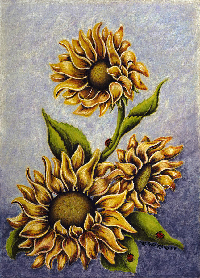 Sunflowers by Lori Sutherland