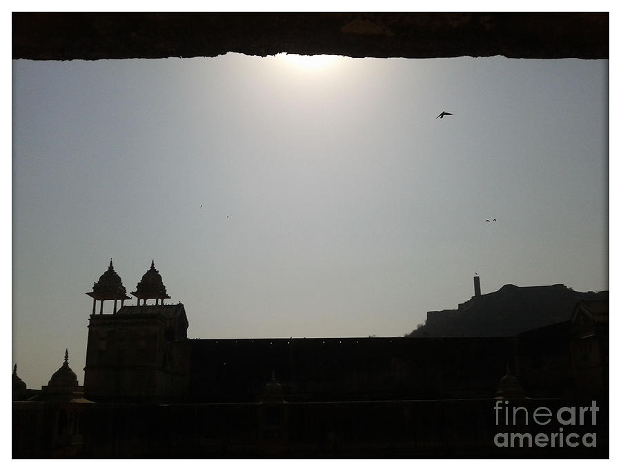 View Photograph - Sunfort by Ankit Garg