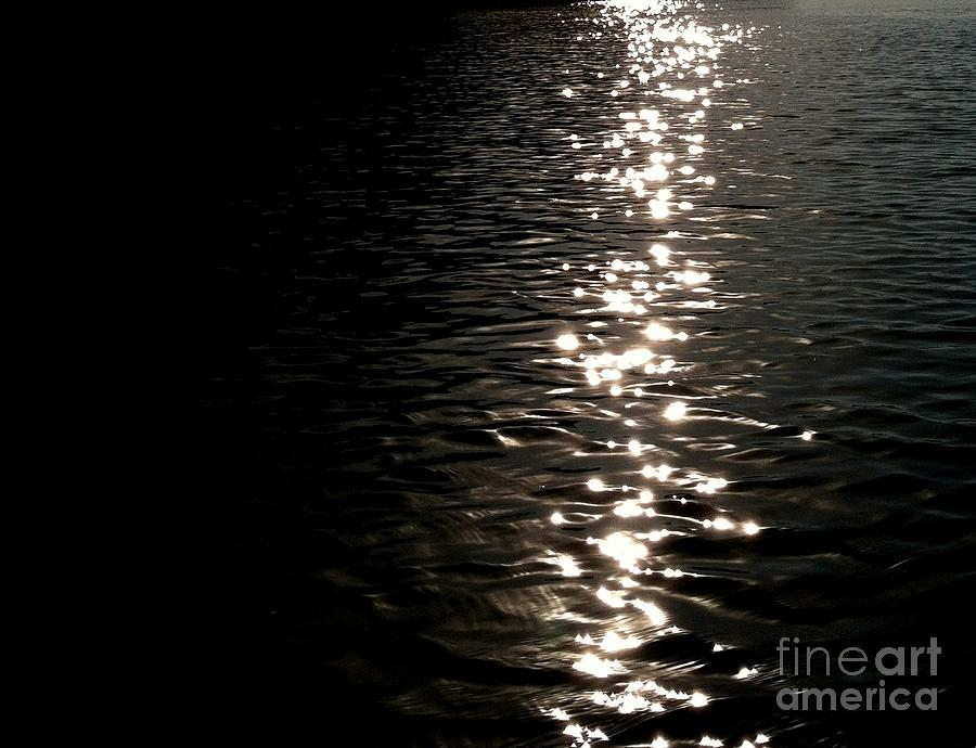 Barton Springs Photograph - Sunlight Dance by Pruddygurl Exclusives