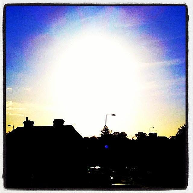 Sunny London Skyline Photograph by Ant Jones