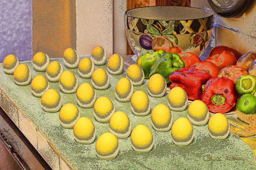 Sunny Side Up Photograph - Sunny Side Up by Chuck Staley