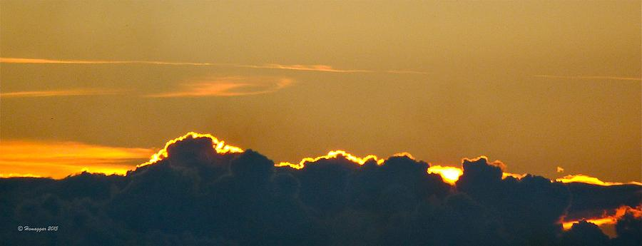 Sunrise Photograph - Sunrise At Casa Aggarwal by Hemu Aggarwal